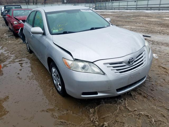 Salvage 2008 TOYOTA CAMRY - Small image. Lot 27064570