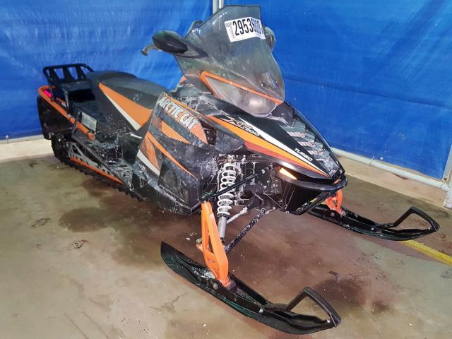 Salvage 2013 Arctic Cat XF1100 for sale