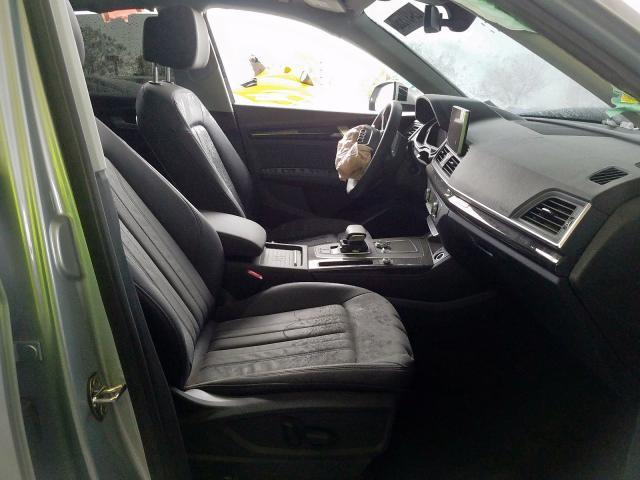 2020 Audi    Vin: WA1BNAFYXL2006775