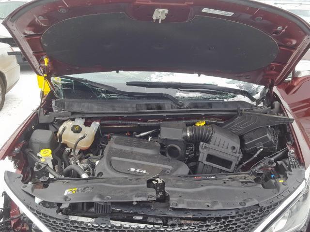 2017 Chrysler PACIFICA | Vin: 2C4RC1GG0HR633283