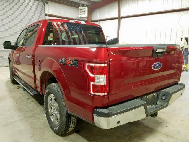 2018 Ford F150 | Vin: 1FTEW1E57JFD60699