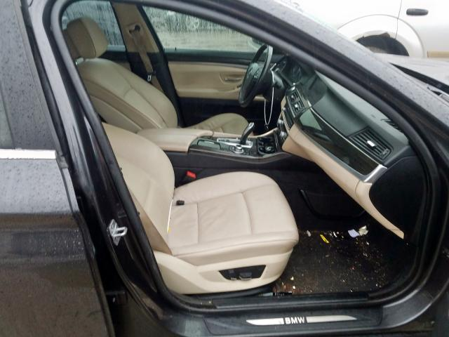 2013 BMW 5 series | Vin: WBAXH5C59DD111668