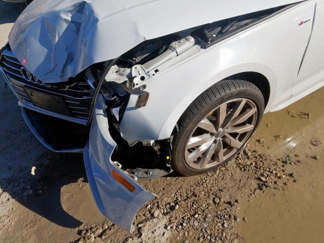 2018 Audi A4 PREMIUM   Vin: WAUKMAF41JA047771