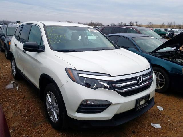 2018 Honda Pilot LX for sale in Bridgeton, MO