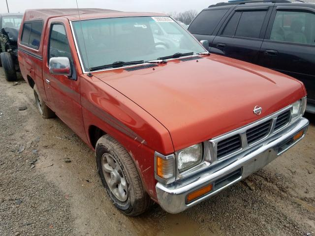 Salvage 1997 Nissan TRUCK BASE for sale