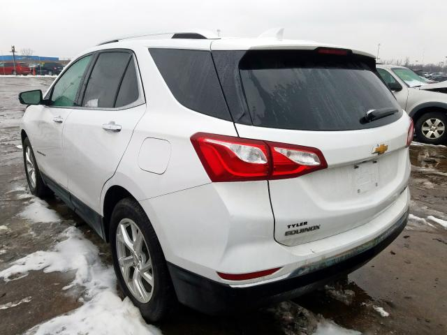 2018 Chevrolet EQUINOX   Vin: 2GNAXVEV1J6327055