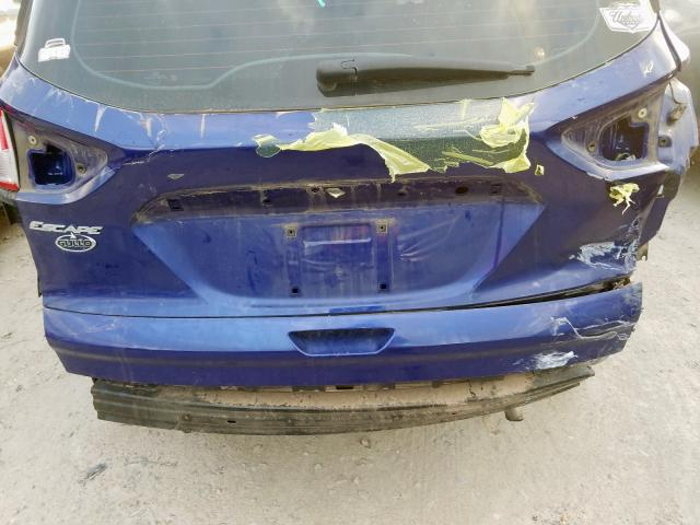 2013 Ford  | Vin: 1FMCU0F72DUB95065