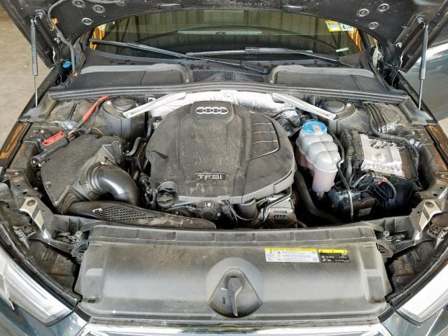2017 Audi A4 PREMIUM PLUS | Vin: WAUENAF49HN012845