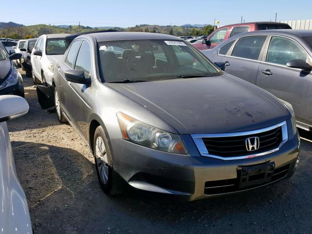 2008 Honda Accord Lx 2.4L
