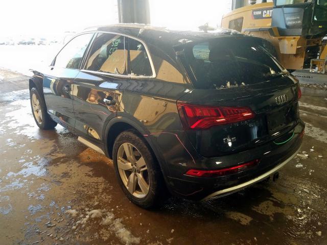 2018 Audi Q5 | Vin: WA1BNAFY3J2206474