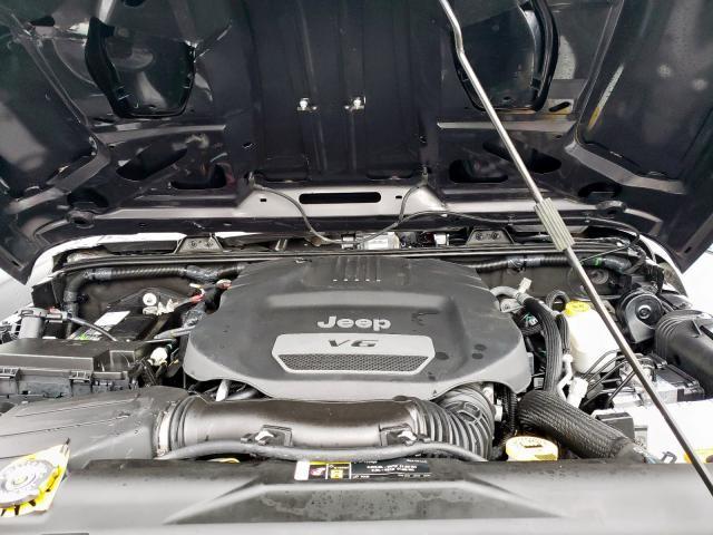 2018 Jeep  | Vin: 1C4BJWEG1JL844787