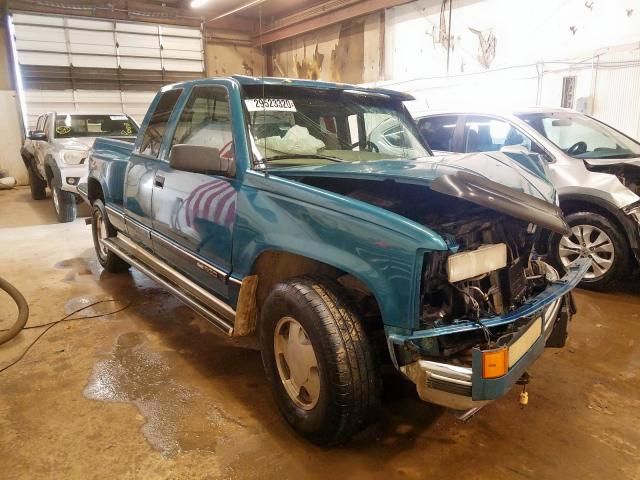 GMC salvage cars for sale: 1998 GMC Sierra K15
