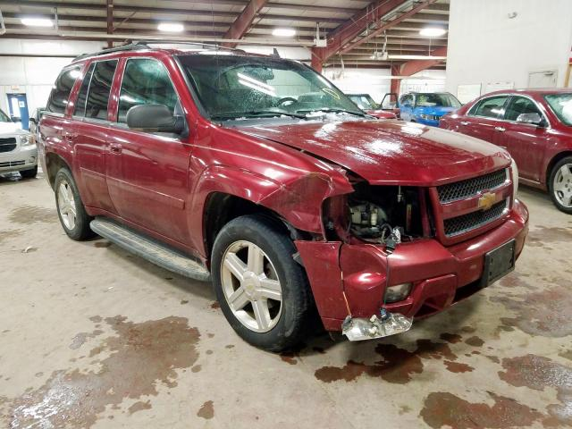 2008 Chevrolet Trailblazer for sale in Lansing, MI