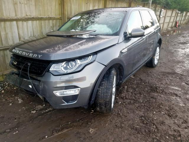 LAND ROVER DISCOVERY - 2015 rok