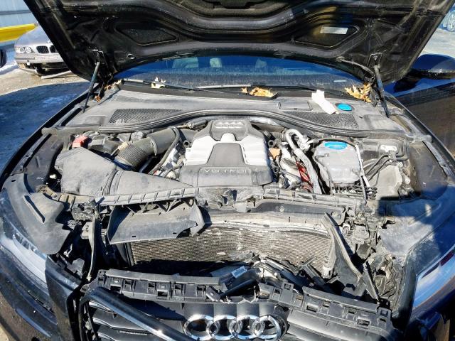 2015 Audi A7 PRESTIGE   Vin: WAU2GAFC5FN027635