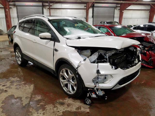 2018 Ford ESCAPE | Vin: 1FMCU9J94JUC33615