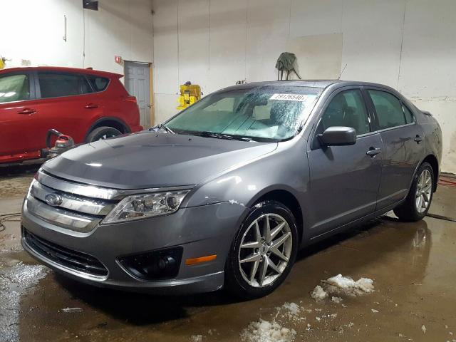 FORD FUSION 2010 1