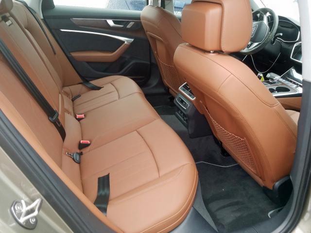 2019 Audi A6 PREMIUM PLUS | Vin: WAUL2AF20KN037610