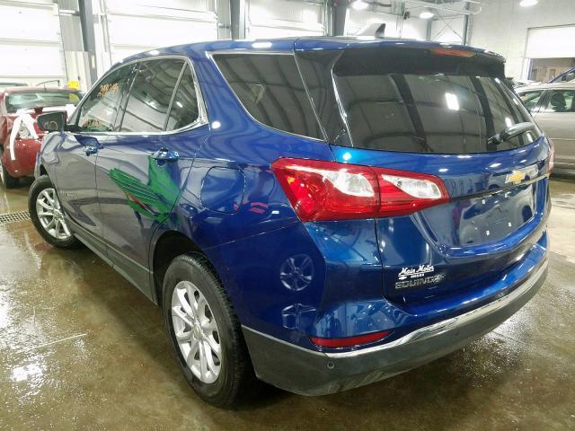 2019 Chevrolet EQUINOX | Vin: 2GNAXUEV2K6201542