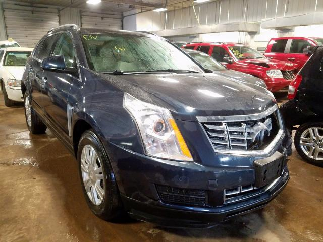 2014 Cadillac Srx Luxury 3.6L