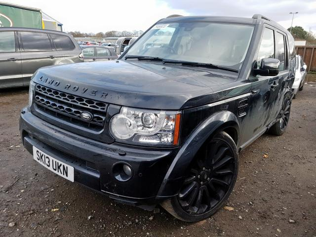 LAND ROVER DISCOVERY - 2013 rok