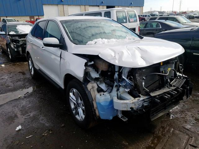 2016 Ford Edge SEL for sale in Woodhaven, MI