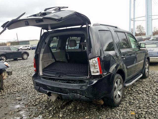 2015 Honda PILOT   Vin: 5FNYF4H98FB008692