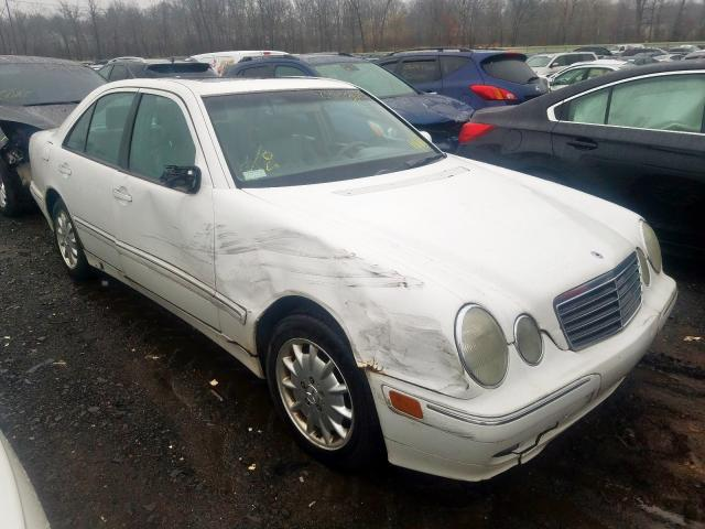 Mercedes-Benz salvage cars for sale: 2000 Mercedes-Benz E 320 4matic