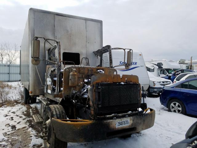 2011 Peterbilt 330 for sale in Portland, MI