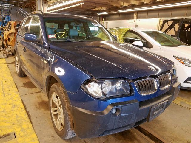 2005 BMW X3 3.0I for sale in Wheeling, IL