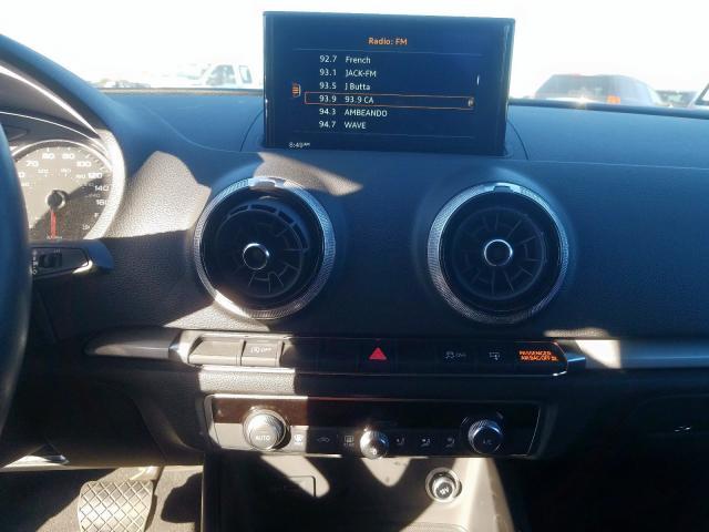 2017 Audi A3 PREMIUM | Vin: WAUAUGFF2H1034330