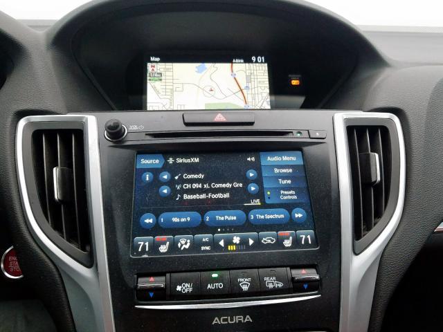2018 Acura TLX TECH+A | Vin: 19UUB2F67JA001310