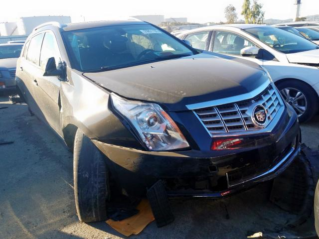 Cadillac SRX Luxury salvage cars for sale: 2016 Cadillac SRX Luxury