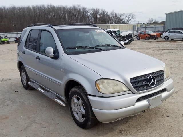 2001 Mercedes-Benz Ml 320 3.2L