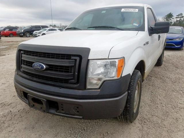 2013 Ford    Vin: 1FTMF1CM6DKE75215