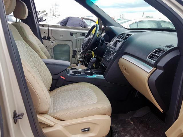2017 Ford EXPLORER | Vin: 1FM5K7D83HGA40807