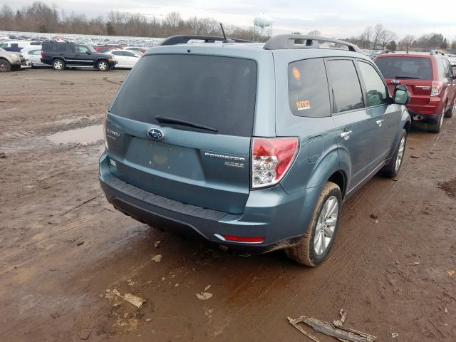 2013 Subaru FORESTER | Vin: JF2SHADC8DH443386