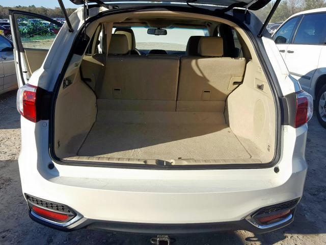 2016 Acura RDX | Vin: 5J8TB4H38GL025896