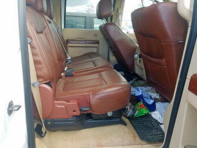 2013 Ford F250 | Vin: 1FT7W2BT0DEA89173
