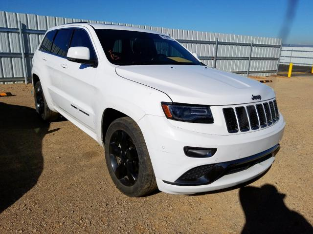 2015 JEEP GRAND CHER - Other View Lot 29634260.