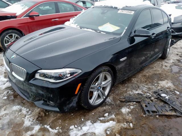 2015 BMW 5 series | Vin: WBAKN9C52FD961090