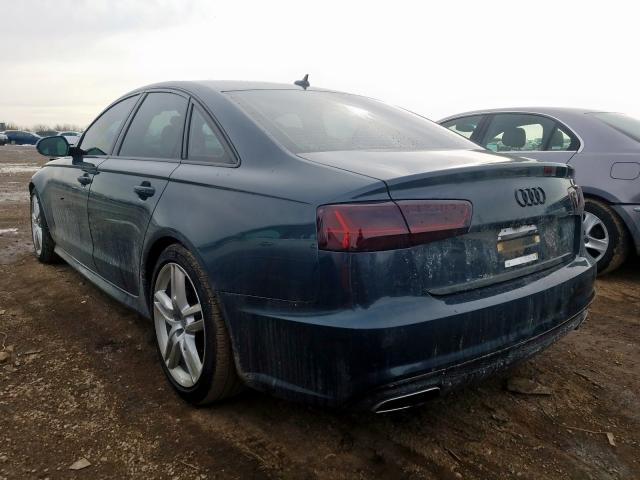 2016 Audi A6 PREMIUM PLUS | Vin: WAUFGAFC7GN159699