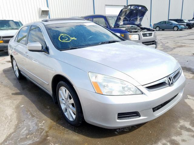 Salvage 2006 HONDA ACCORD - Small image. Lot 29779100