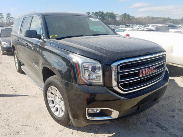 Salvage cars for sale from Copart Houston, TX: 2015 GMC Yukon XL K
