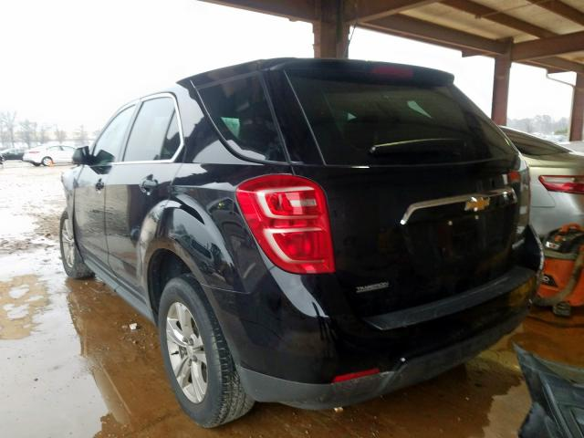 2016 CHEVROLET EQUINOX LS - Right Front View