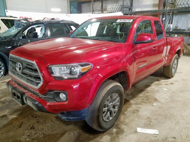 2017 Toyota  | Vin: 5TFSX5EN3HX053560