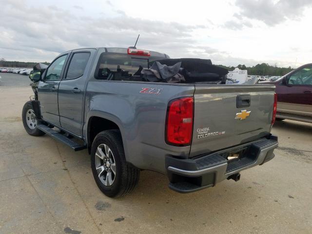 2018 Chevrolet COLORADO | Vin: 1GCGSDEN6J1290910