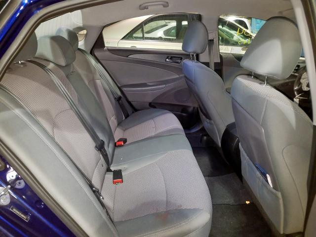 2014 Hyundai SONATA   Vin: 5NPEB4ACXEH894163
