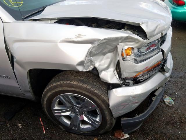2018 Chevrolet SILVERADO | Vin: 1GCRCPEC0JZ258543