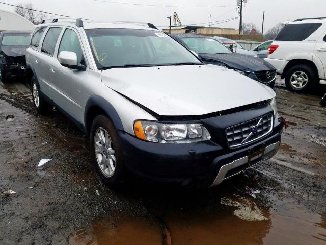 Volvo XC70 salvage cars for sale: 2007 Volvo XC70